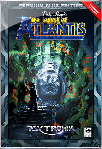 Legend Of Atlantis [Premium+ Upgrade]