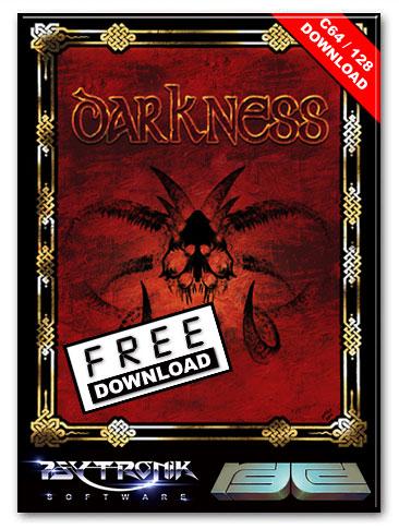 Darkness (*FREE DOWNLOAD*) [C64] [psytronik42dd] - It's Free