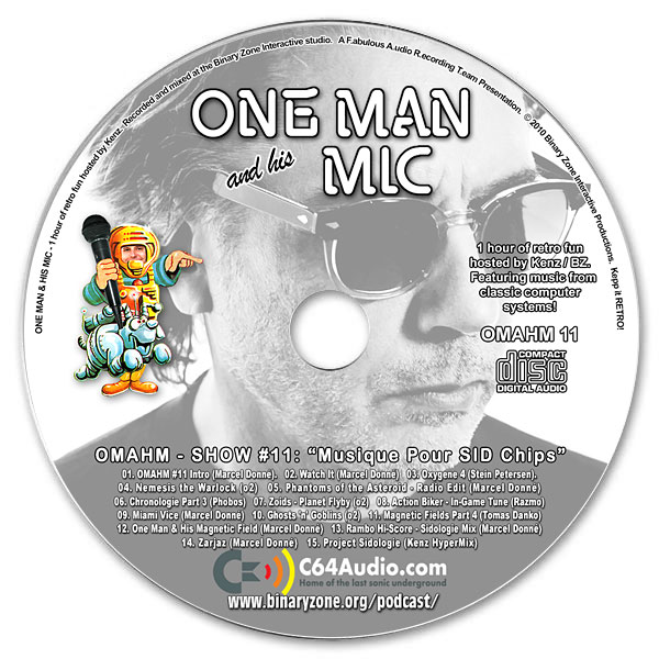 One Man & His Mic Show #1 - Galway is God! - Click Image to Close