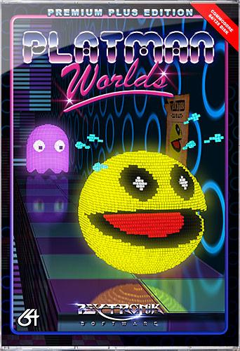 Platman Worlds (C64)