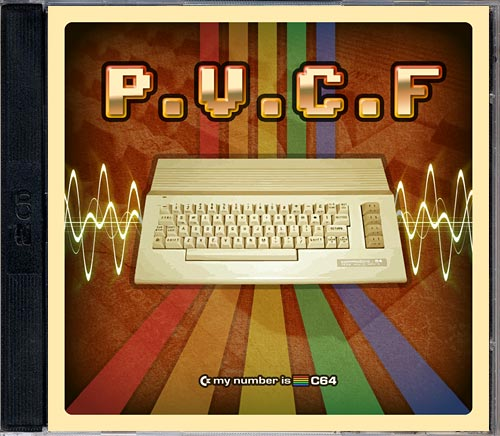 PVCF - My Number Is C64 [2CD Set]