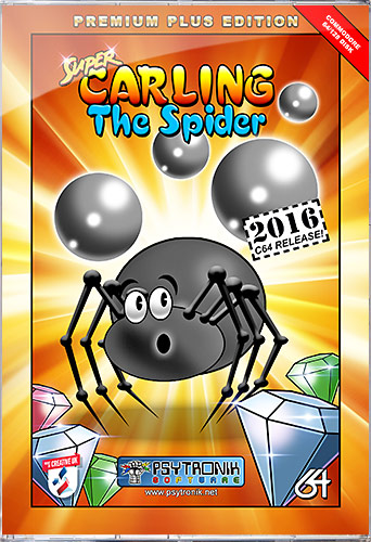 Super Carling the Spider