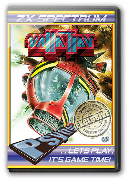 Vallation 48K/128K [ZX Spectrum Tape] *CLAMSHELL EDITION* - Click Image to Close