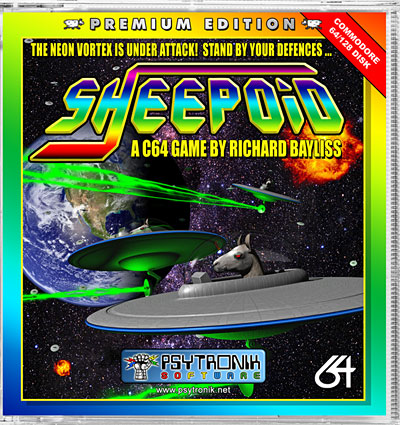 Sheepoid (C64)
