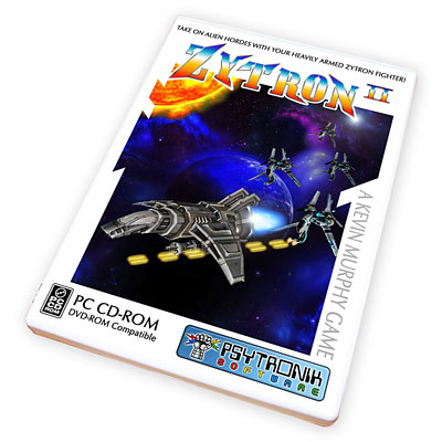 Zytron 2 (PC CD-ROM)