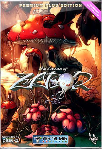 The Lands of Zador