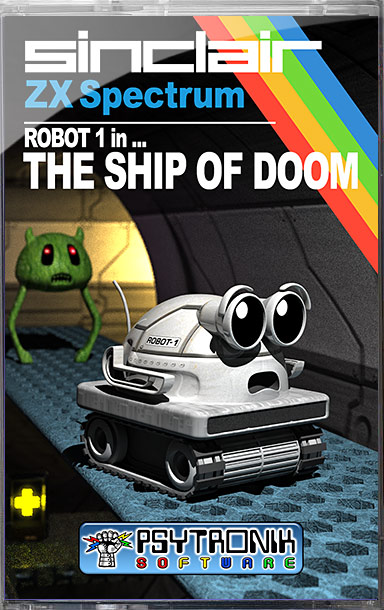 Ship Of Doom (ZX Spectrum)
