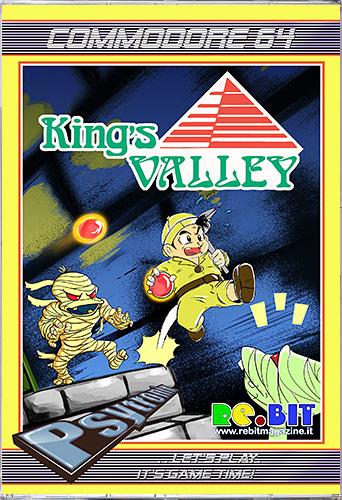 Kings Valley C64