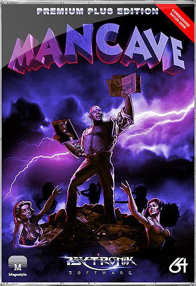 Mancave (C64)