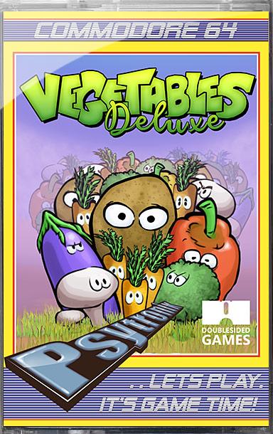 Vegetables Deluxe