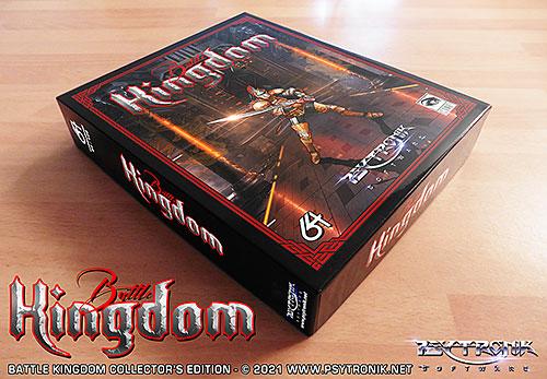 Battle Kingdom (C64)