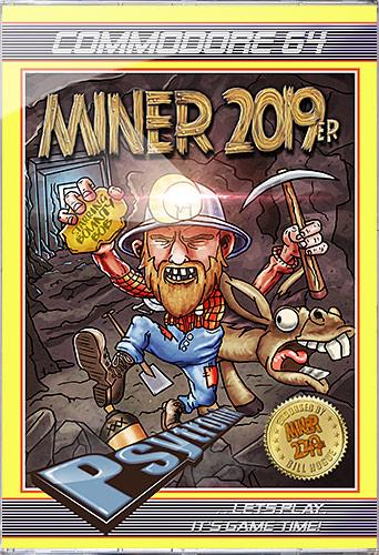 Miner 2019er (C64)