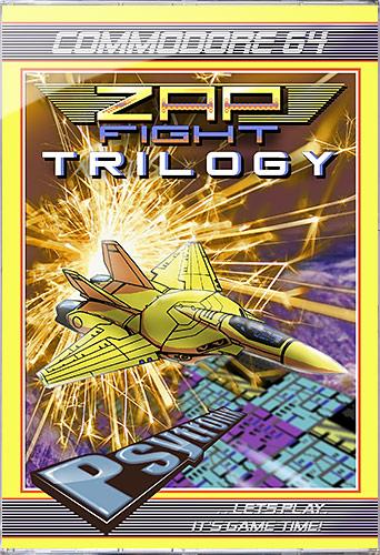 Zap Fight Trilogy (C64)