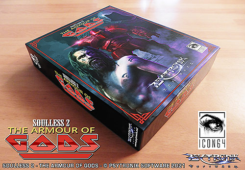Soulless 2 (C64)